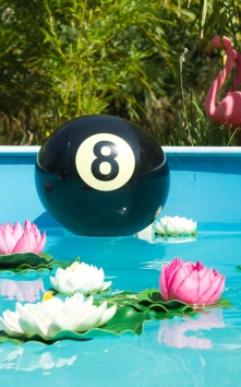 Beachball 8-Ball