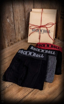 Boxer RnR Until I die - Lot de 3, 3 coleurs
