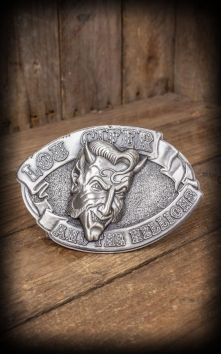 Lou Cifer Buckle - Made in Rockville