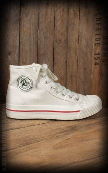 Burnout-Sneaker - offwhite