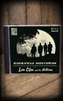 Lou Cifer - Rockville Nocturne