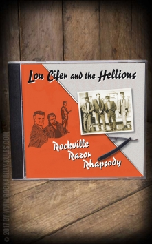 Lou Cifer - Rockville Razor Rhapsody