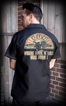 Lounge Shirt Sun Records