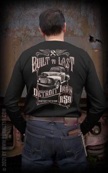 Longsleeve-Shirt Built to last