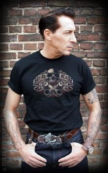 T-Shirt Gear Head