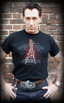 T-Shirt Until I die