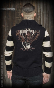 Racing Sweater - RnR rules my soul