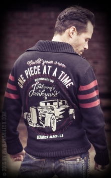 Racing Sweater Johnnys Junkyard