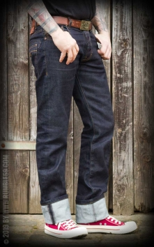Rockabilly Jeans Denim and Chinos 50s Style Official