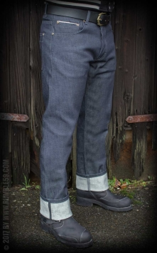 Raw Selvage Denim - Sailors Grave