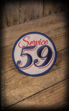 Aufnäher Service 59