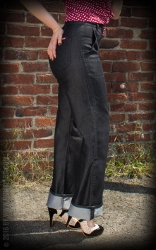 Black Marlene Denim