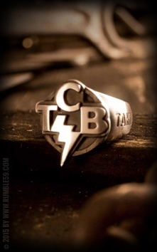Stainless Steel Ring TCB