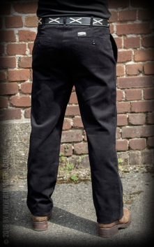 Chino Pants California - black