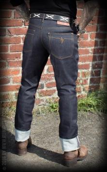 Jeans Male Slim Fit RAW Denim