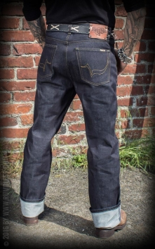 Jeans Raw Denim