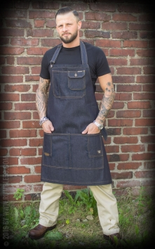 Jeans RAW Denim Apron