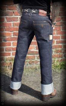Jeans RAW Worker Denim Woodworker