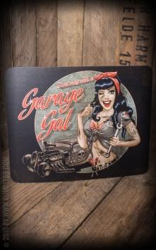 Mousepad Garage Gal