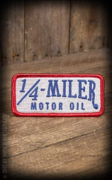 Patch 1/4-Miler Motor Oil