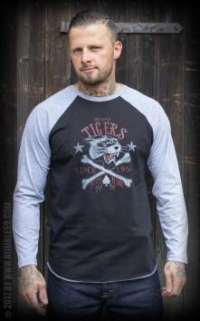 Raglanshirt Memphis Tigers - Langarm