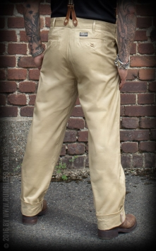 Chino Pants California | Selvage