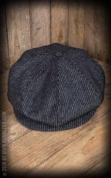 Slugger Cap - noir/gris