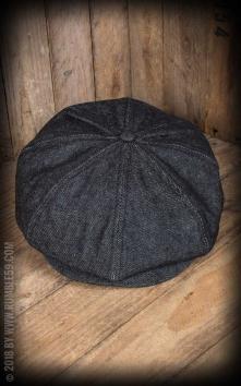 Slugger Cap | Schiebermütze - schwarz
