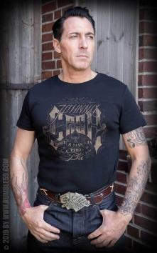 T-Shirt Shot a man in Reno