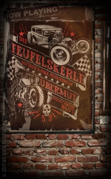 Poster - Teufelskerle