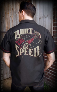 Worker Shirt Built for speed