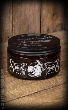 Schmiere - Gentlemans waterbased pomade - knüppelhart