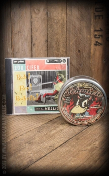 Set CD / Schmiere Pomade Lou Cifer + Rock, Bop, Rockville!