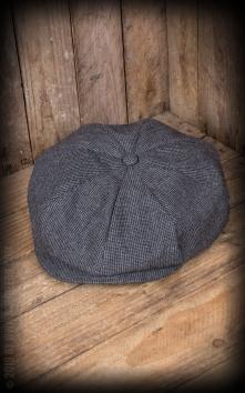 Slugger Cap - gris noir