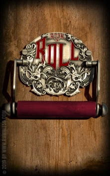 Toilettenpapierhalter - RocknRoll