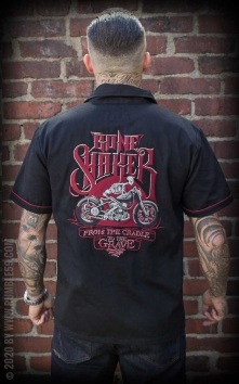 Worker Shirt Bone Shaker