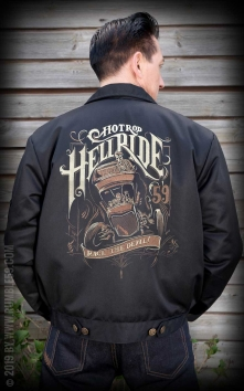Workerjacket Hotrod Hellride