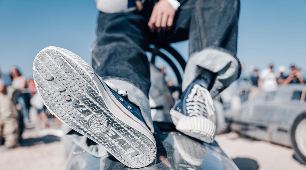 Abbildung Schuhsohlen