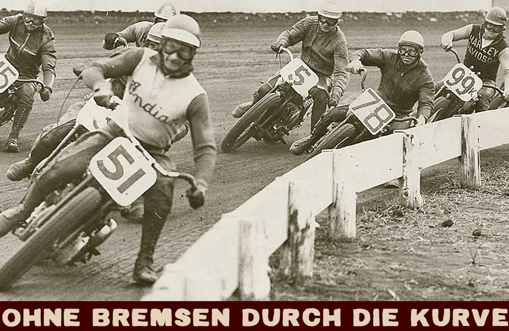Abbildung Motorradrennen
