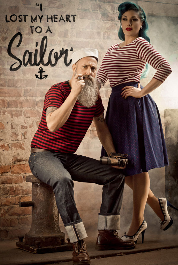 Sailor Pärchen