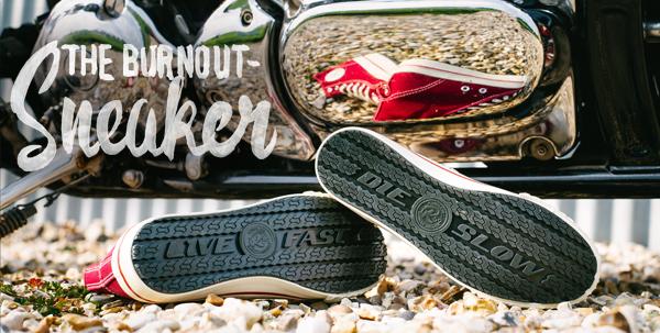 Sohlendetail Sneaker